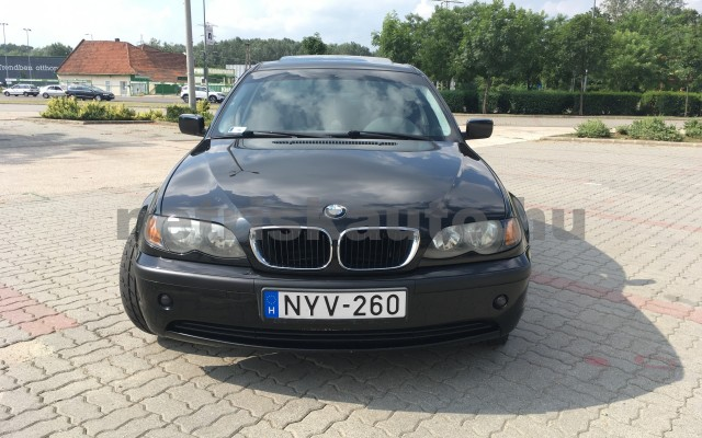 BMW 3-as sorozat 318i személygépkocsi - 1995cm3 Benzin 17079 2/9