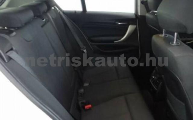 BMW 118 személygépkocsi - 1995cm3 Diesel 109755 5/10
