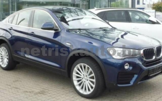 BMW X4 személygépkocsi - 1995cm3 Diesel 55742 7/7