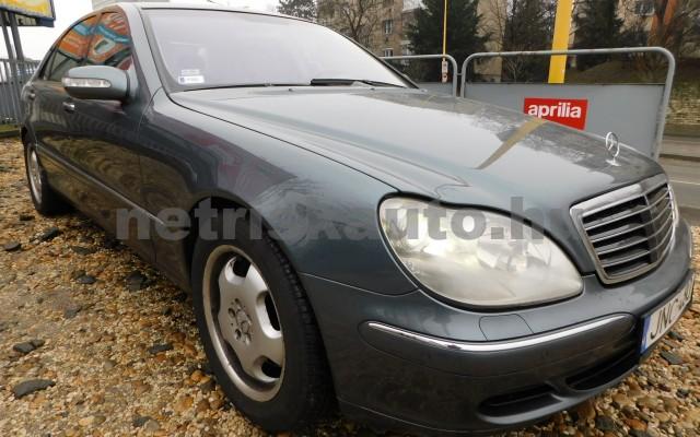 MERCEDES-BENZ S-osztály S 500 L 4Matic Aut. személygépkocsi - 4966cm3 Benzin 27432 2/12