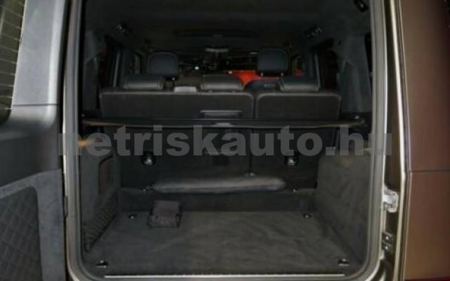 G 400 személygépkocsi - 2925cm3 Diesel 105905 12/12