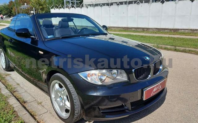 BMW 118d CABRIO személygépkocsi - 1995cm3 Diesel 52561 3/25