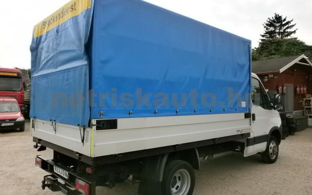 IVECO 40 DailyC15 3 FŐ+PLATÓ+PONYVA,KEVÉS KM tehergépkocsi 3,5t össztömegig - 2998cm3 Diesel 17064 4/8