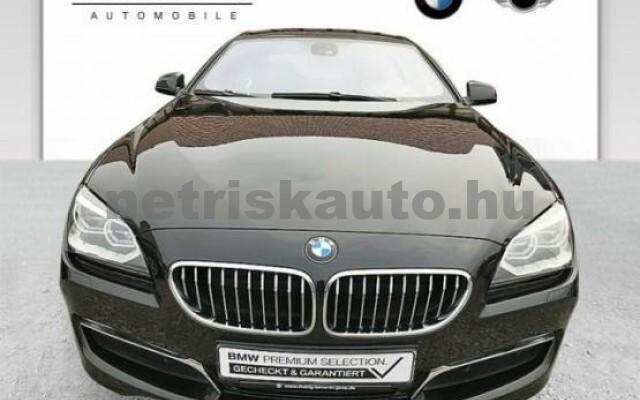 BMW 640 Gran Coupé személygépkocsi - 2993cm3 Diesel 42921 2/7
