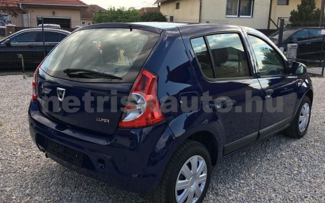DACIA Sandero 1.4 Ambiance személygépkocsi - 1390cm3 Benzin 44701 4/10