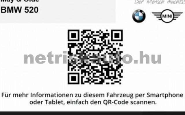 BMW 520 személygépkocsi - 1995cm3 Diesel 55504 7/7