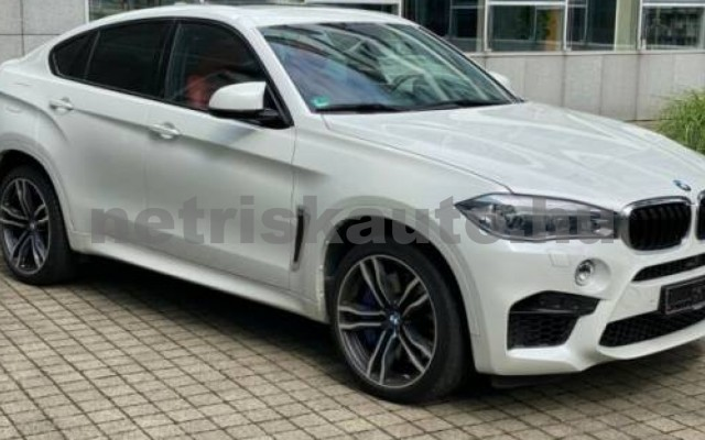 BMW X6 M személygépkocsi - 4395cm3 Benzin 55828 7/7