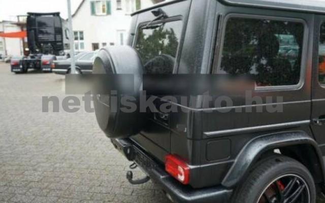 G 63 AMG személygépkocsi - 5461cm3 Benzin 105930 7/11