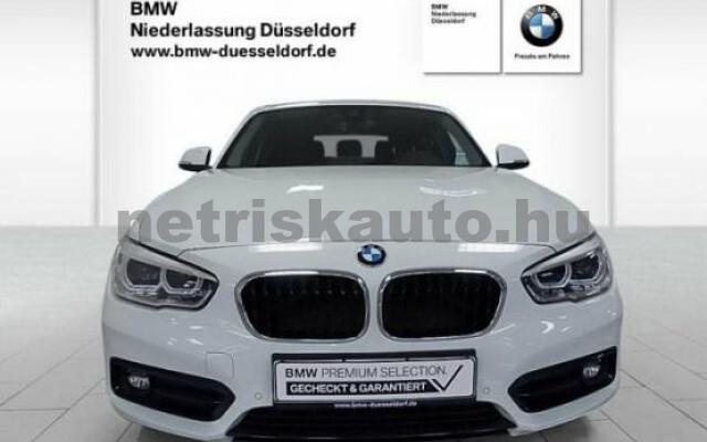 BMW 125 személygépkocsi - 1998cm3 Benzin 42603 5/7