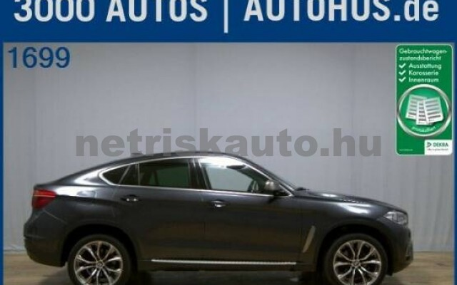 BMW X6 személygépkocsi - 2993cm3 Diesel 43176 3/7