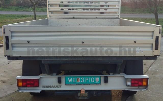 RENAULT Master 2.5 dCi L2H1 tehergépkocsi 3,5t össztömegig - 2463cm3 Diesel 27405 8/12