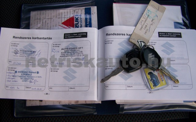 SUZUKI SX4 1.5 GLX AC személygépkocsi - 1490cm3 Benzin 98315 11/12