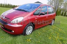 CITROEN Xsara Picasso 1.6 Comfort személygépkocsi - 1587cm3 Benzin 16293