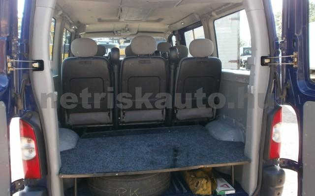 RENAULT MASTER 2.5 dCi L1H1 Minibusz 9FŐS,KLÍMÁS,TETŐKLÍMÁS,MAGYAR személygépkocsi - 2463cm3 Diesel 44685 12/12