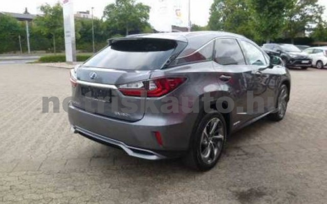 LEXUS RX 450 személygépkocsi - 3456cm3 Benzin 110638 12/12