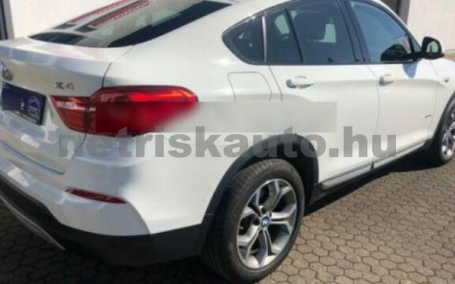 BMW X4 személygépkocsi - 1995cm3 Diesel 110117 3/12