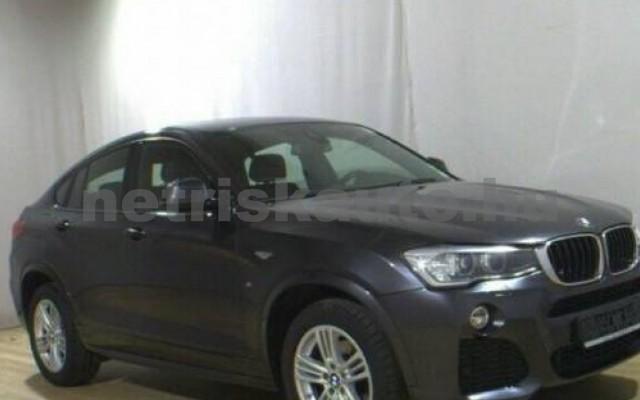BMW X4 személygépkocsi - 1998cm3 Benzin 55752 2/7