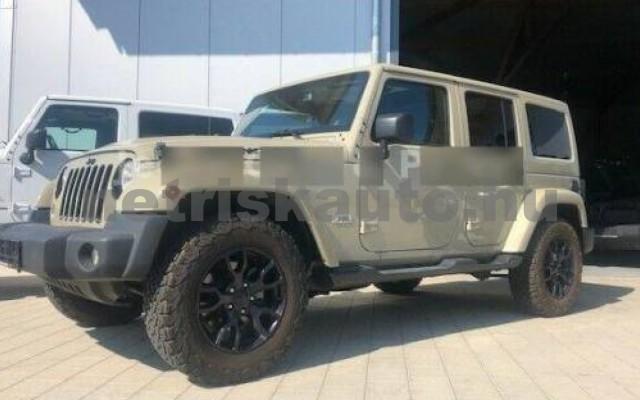 Wrangler személygépkocsi - 3604cm3 Benzin 105511 2/5