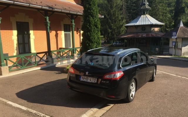 PEUGEOT 508 2.0 HDi Active személygépkocsi - 1997cm3 Diesel 27712 6/12