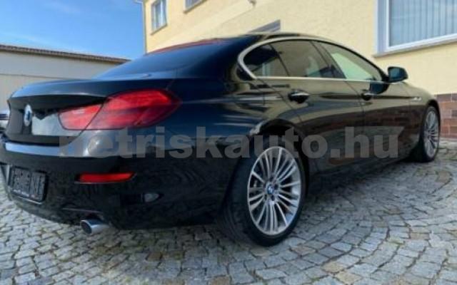 BMW 640 Gran Coupé személygépkocsi - 2993cm3 Diesel 55598 7/7