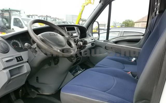 IVECO 40 DailyC15 3 FŐ+PLATÓ+PONYVA,KEVÉS KM tehergépkocsi 3,5t össztömegig - 2998cm3 Diesel 17064 7/8