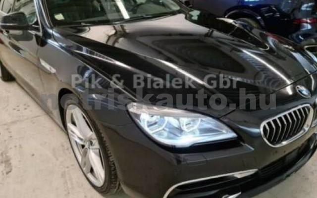 BMW 640 Gran Coupé személygépkocsi - 2993cm3 Diesel 55597 4/7
