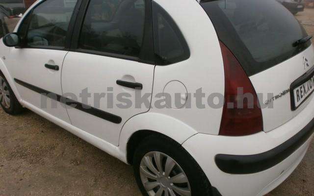 CITROEN C3 1.4 HDi X 2002 személygépkocsi - 1398cm3 Diesel 74288 4/10