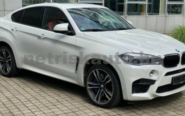 BMW X6 M személygépkocsi - 4395cm3 Benzin 55828 6/7