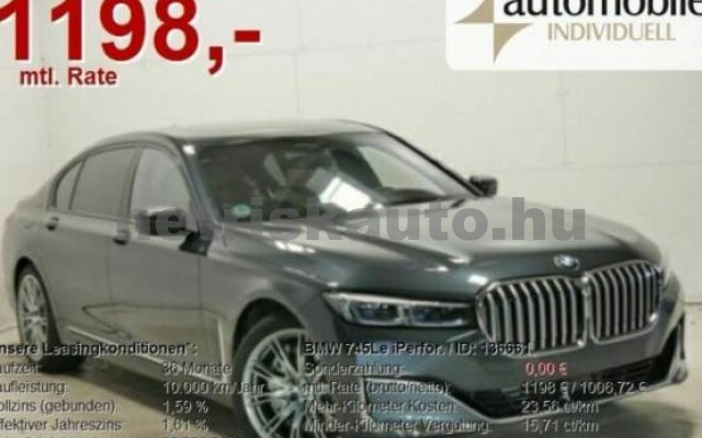 BMW 745 személygépkocsi - 3000cm3 Hybrid 42993 4/7