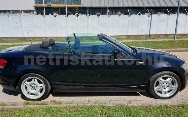 BMW 118d CABRIO személygépkocsi - 1995cm3 Diesel 52561 6/25