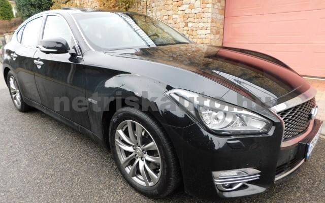 INFINITI Q70 3.5 V6 Hybrid Premium Tech Aut. személygépkocsi - 3498cm3 Hybrid 27439 2/12
