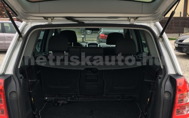 OPEL Zafira 1.9 CDTI Sport személygépkocsi - 1910cm3 Diesel 44695 10/12